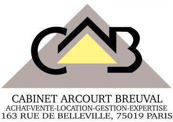 Agence immobilière Paris 19ème - Rue de Belleville | Cabinet Arcourt Breuval